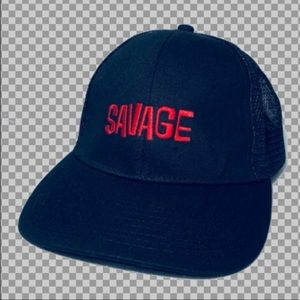 🆕 Savage SnapBack Cap